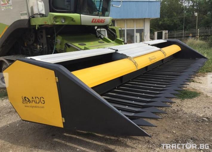 Хедери за жътва Хедер Безредово 1 - Трактор БГ