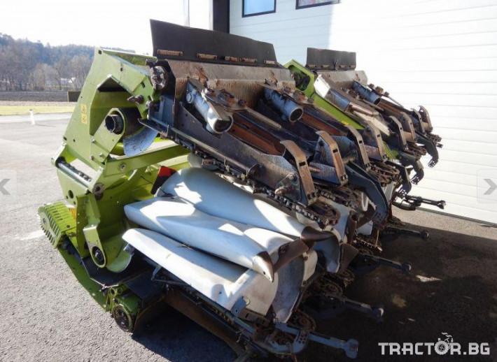 Хедери за жътва ХЕДЕР CLAAS CONSPEED 8.70 FC 2 - Трактор БГ