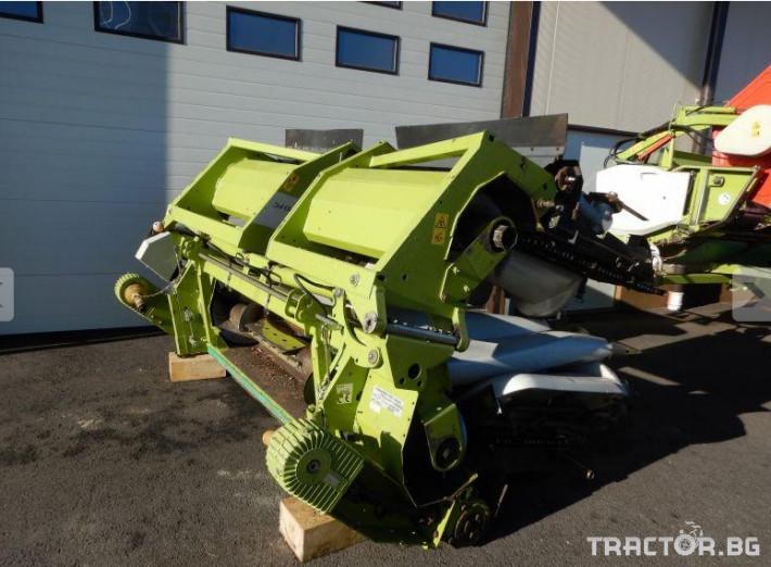 Хедери за жътва ХЕДЕР CLAAS CONSPEED 8.70 FC 4 - Трактор БГ