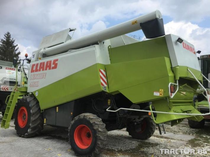 Комбайни Комбайн Claas LEXION 460 1 - Трактор БГ